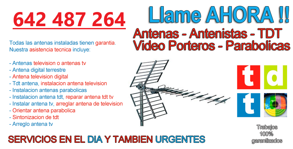 Antenista Alcorcón